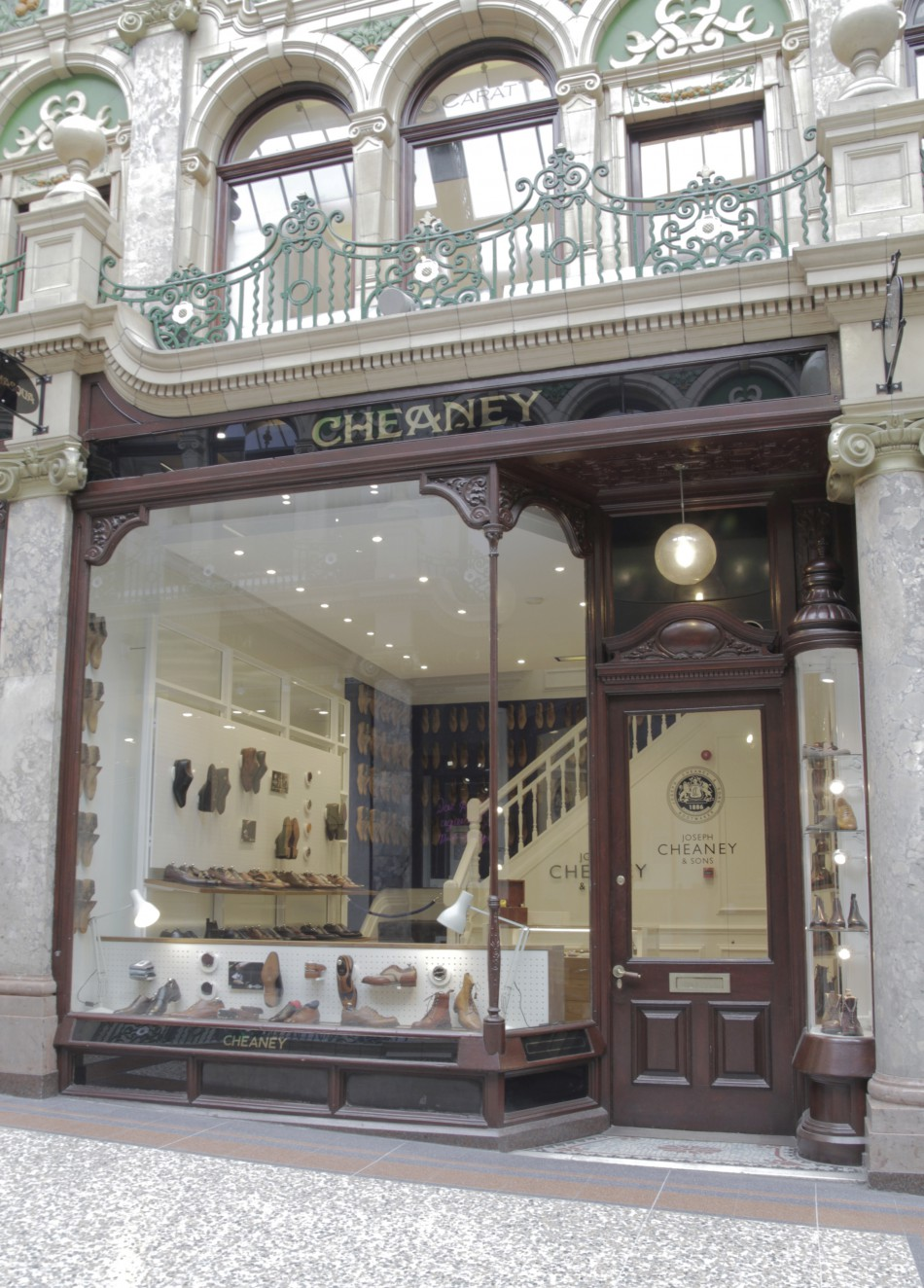 Cheaney open new store in Leeds